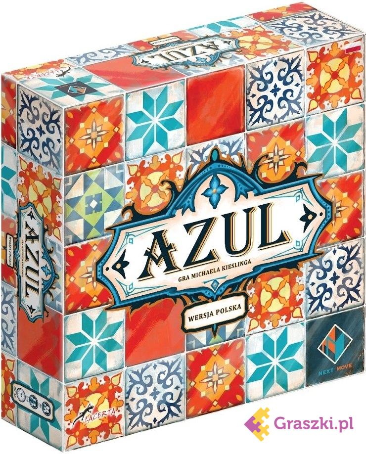 Azul (PL) | Lacerta // darmowa dostawa od 249.99 zł // wysyłka do 24 godzin! // odbiór osobisty w Opolu